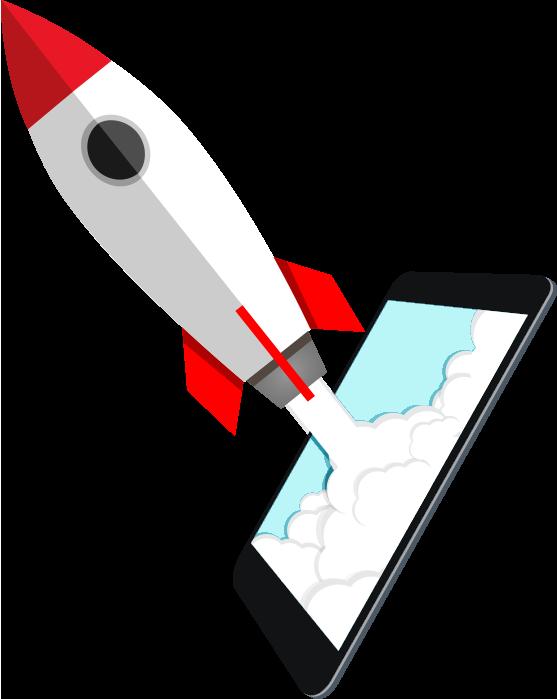 Professional Web Design - Rocket Web Designer